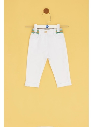 BG Baby Pantolon Beyaz